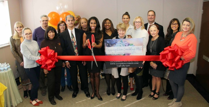 Dayspring Vision Counseling's Ribbon Cutting Ceremony And Open House